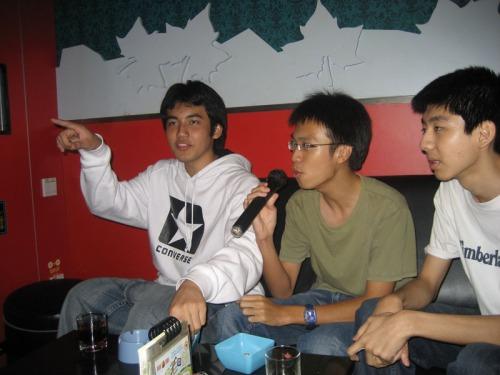 Baezil , Sky & Jyun Narn