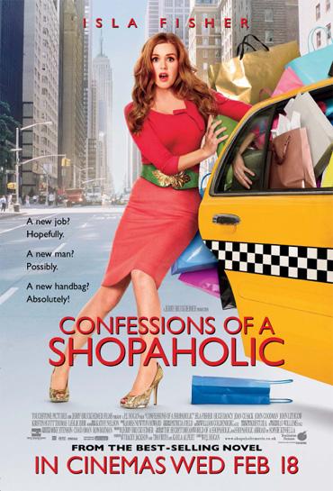 Шопоголик / Confessions of a Shopaholic (2009)